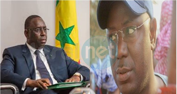 Transhumance : Mamadou Lamine Keita signe son CDD auprès du président Macky Sall