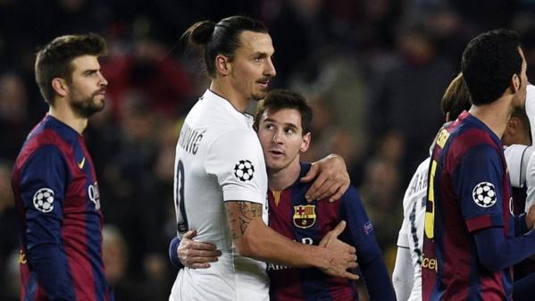 Ibrahimovic: ''Messi, c'est de la Playstation''