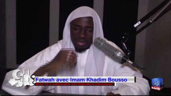 Imam Serigne Khadim Bousso Majdid Touba New York répond à ses détracteurs