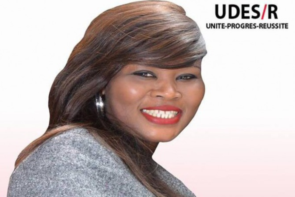 """Fatoumata Niang Bâ, présidente UDES/R : """"le  Président Macky Sall a fait pour le Sénégal ce qu'aucun président n'a fait"""""""