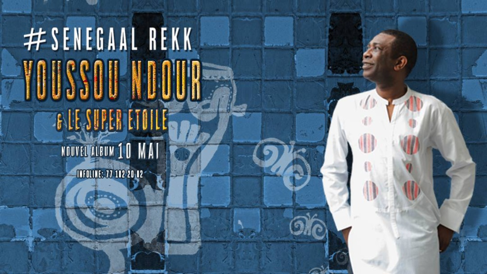 L'Album 2016 de Youssou Ndour