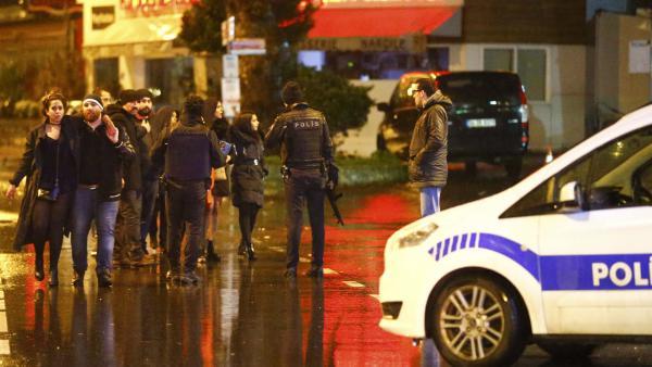35 morts lors d'une attaque dans une discothèque d'Istanbul