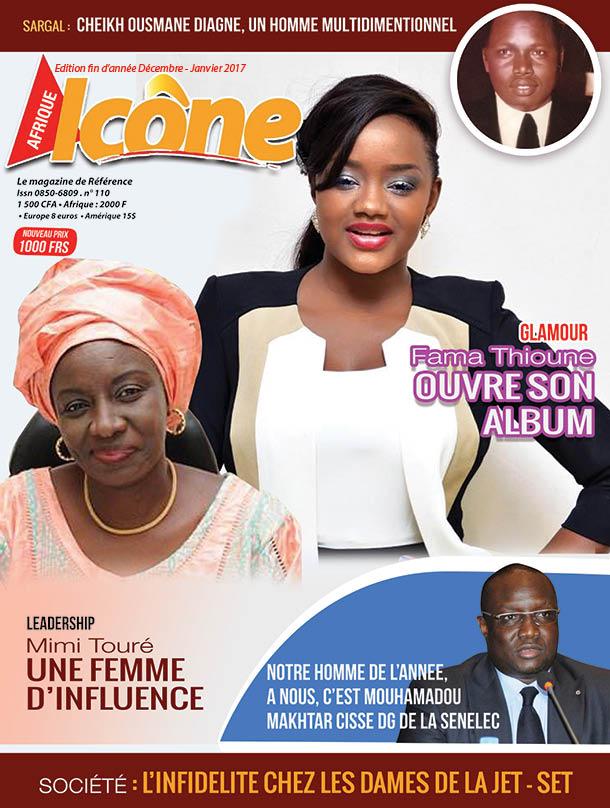 Votre magazine Icone n° 104 est disponible dans vos kiosques