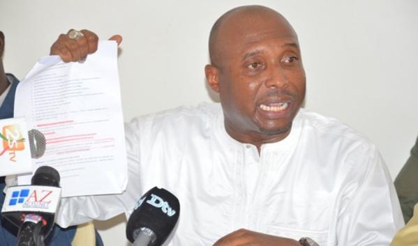 Saliou Sarr, bureau politique du PS : « Je soutiens la plainte déposée par Barthélémy Dias contre Ousmane Tanor Dieng et Serigne Mbaye Thiam »