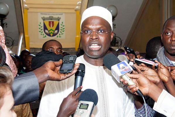 """Khalifa Sall, maire de Dakar: """"Je commence à regretter Abdoulaye Wade"""""""