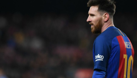 Messi insulte son adversaire du jour