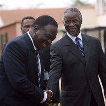 Elections sud-africaines de 2009: Mbeki ne fera pas campagne pour l'ANC