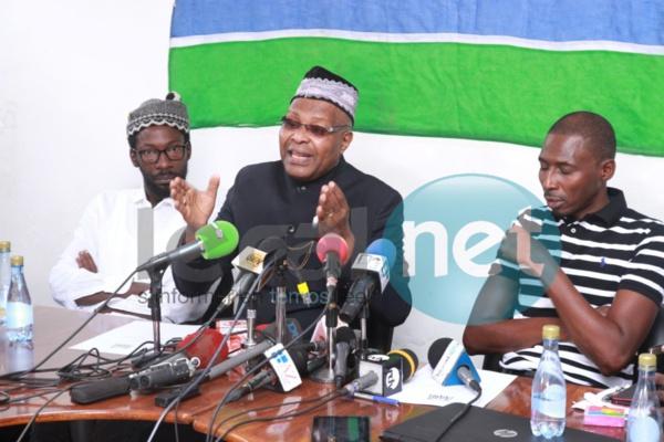 Affaire : le mouvement « Team Gom Sa Bopa » décrédibilise Me El hadji Diouf et accuse la presse privée sénégalaise à tort