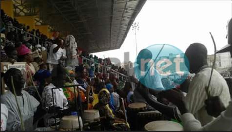 Photos: inauguration du stade Alassane Djigo de Pikine