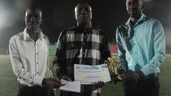 Ibrahima Gningue est sacré ambassadeur du Faire Play