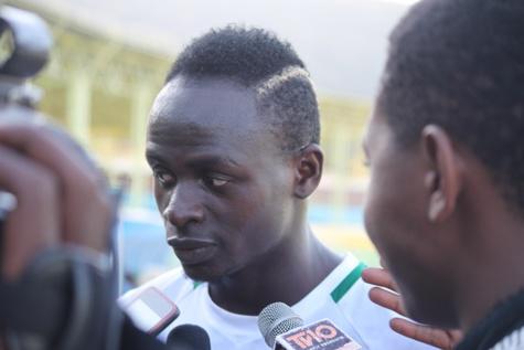 """Sadio Mané : """"Maintenant, on est prêt pour la CAN"""""""
