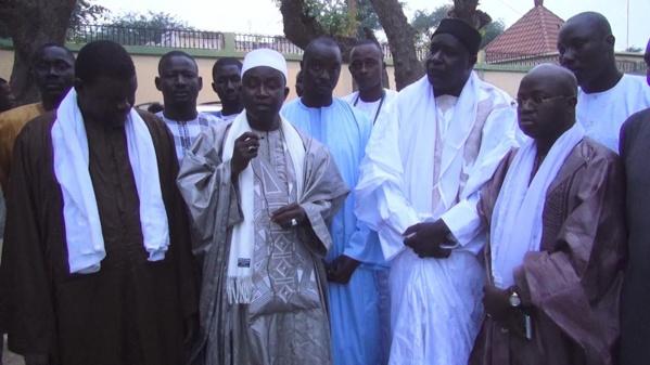 Serigne Sidi Mokhtar rectifie Cheikh Thioro et réconforte Touba Ca Kanam ''Nouroud Darayni''