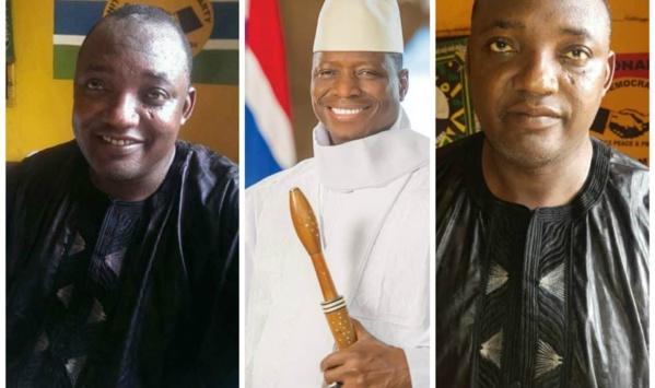"""Adama Barrow : """" Nous préférons que Jammeh reste ici en Gambie, il n'a nullement besoin d'aller dans un autre pays"""""""
