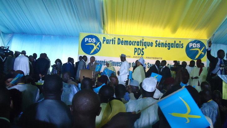 Actes d'indiscipline et attitudes fractionnistes, le CD du PDS demande aux militants de rentrer dans les rangs