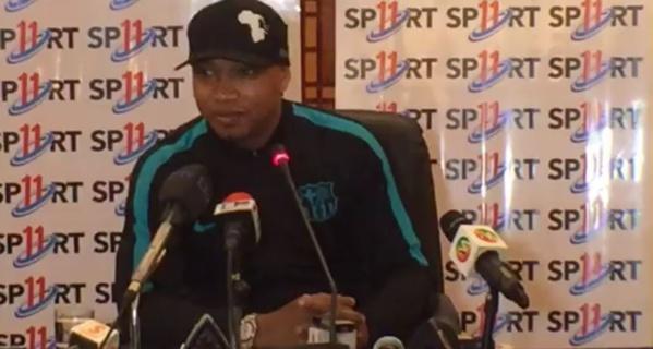 Média : El Hadji Ousseynou Diouf lance son quotidien sportif SPORT11