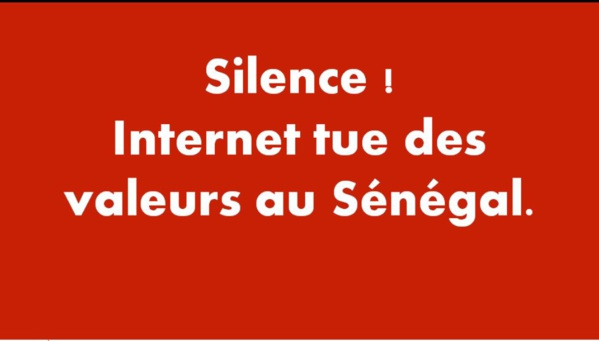 Silence ! Internet tue des valeurs au Sénégal (Par DSTB)