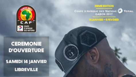 """CAN 2017, le rappeur Booba en vedette :""""J'ai déjà chanté trois fois au Gabon, j'ai pas attendu la CAN pour chanter en Afrique"""""""