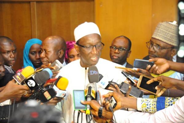 ARRIERES DE 70 MILLIARDS DE PAIEMENT DES BTP : Amadou Bâ assure que le paiement est en cours