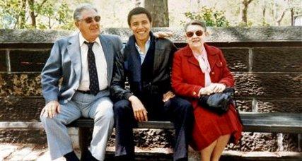 La grand-mère d'Obama décède, la veille de l'élection