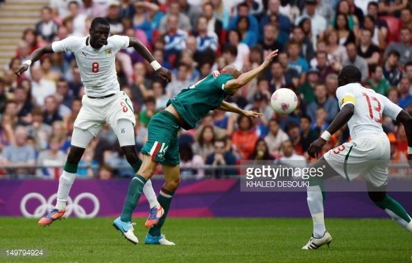 Cheikhou Kouyaté tient sa revanche après la désillusion de la CAN 2015.