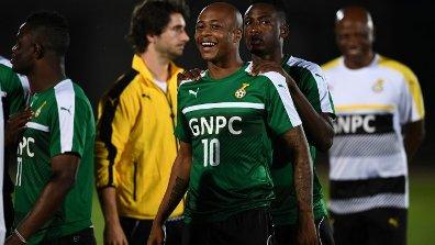 CAN-2017 : le Ghana et l'Égypte, deux poids lourds du continent, entament la compétition