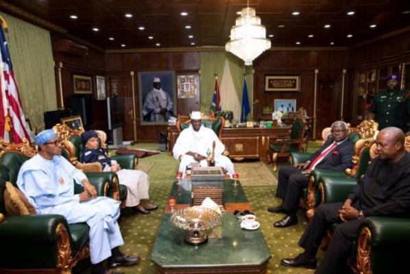 Suivez en direct la situation en Gambie: L'ultimatum de la Cédéao aurait été prolongé jusqu'à 16 heures TU