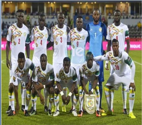Equipe nationale du Senegal