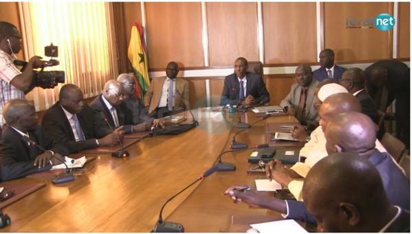 Refonte du fichier électoral : le pôle de l'opposition boude la réunion de la mise en place du comité de suivi
