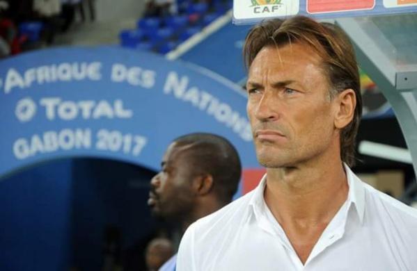 Image - CAN 2017-Hervé Renard :«J'ai des maux de tête quand je vois le Sénégal jouer »