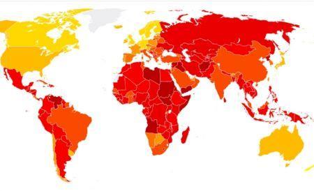 Perception de la corruption: le nouveau classement 2016 des pays africains selon Transparency international