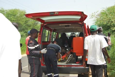 Accident sur la route à Kaffrine: Le bilan s'alourdit à 16 morts et 18 blessés
