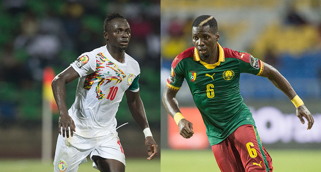 CAN 2017 - 1/4 de finale Sénégal