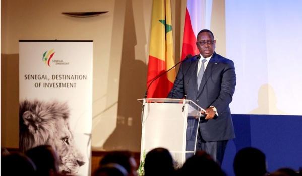 Le président Macky Sall : « Etre des collègues chefs d'Etat ne doit nous amener à ne pas réagir quand la volonté des populations est violée »