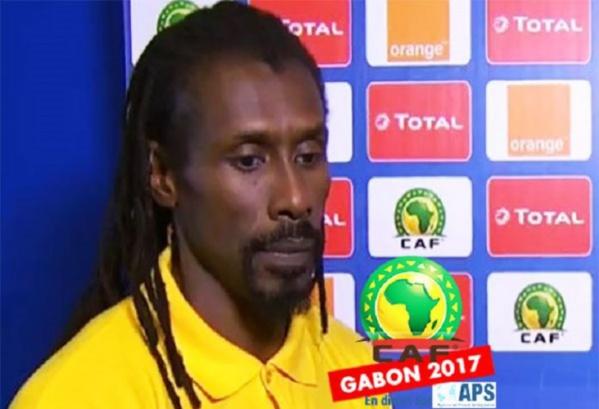 Aliou Cissé : « Les dieux du football n'étaient pas avec nous »