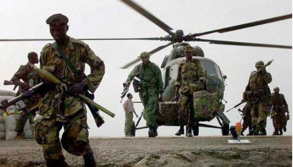 Le Sénégal a agi en Gambie dans le cadre du droit international (MACKY SALL)