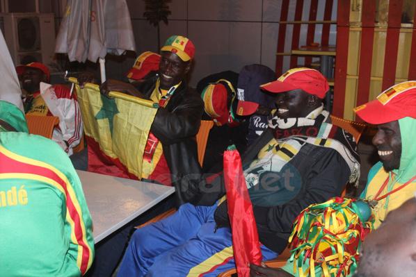Videos-photos: l'arrivée des lions de la Teranga à l'aéroport Léopold Sedar Senghor de Dakar
