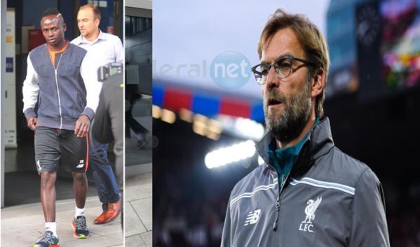 Jürgen Klopp : « Je veux Sadio Mané les yeux dans les yeux avant de prendre une décision sur l'énorme match contre Chelsea de ce mardi 31 janvier »