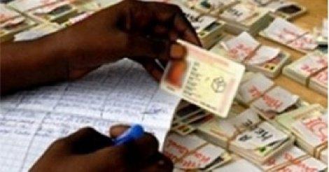 Cartes biométriques: 2 millions de citoyens enrôlés à ce jour