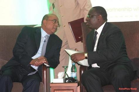 Pour Mo Ibrahim, le Sénégal est un état démocratique en Afrique tout come l'Ile Maurice, la Namibie et le Botswana...