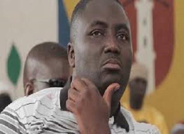 Le maire de la Médina, Bamba Fall