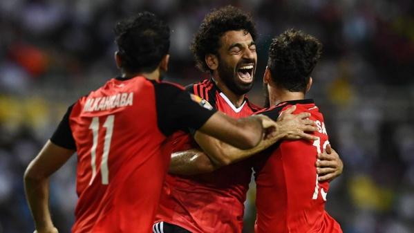 Vidéo-CAN 2017: l'Egypte se défait du Burkina Faso et se qualifie pour la finale