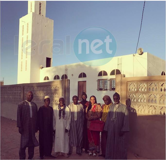 Karina Tavarez restaure une mosquée