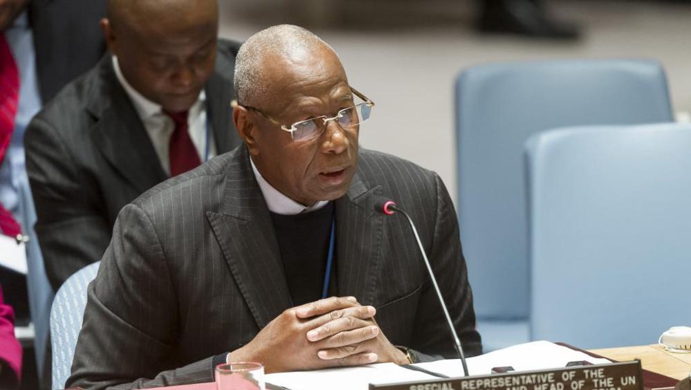 Le candidat du Sénégal à la présidence de la commission de l'UA Abdoulaye Bathily