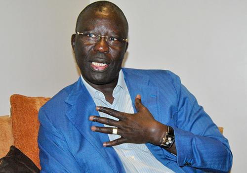 """Babacar Gaye, Pds: """"Macky Sall devrait avoir plus de respect pour les Sénégalais qui l'ont élu"""""""