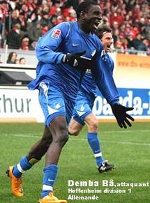Demba Bâ et Hoffenheim, 2-ème attaque européenne