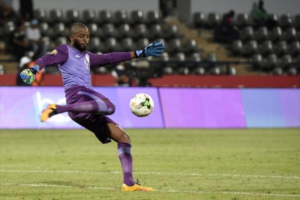 CAN 2017: Abdoulaye Diallo, gardien de but du Sénégal, un statut confirmé