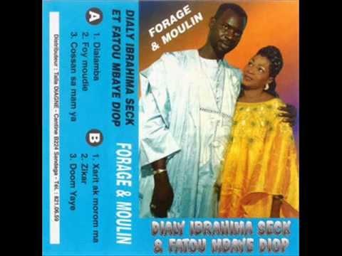 Musique: Dially Bou Gnoul et Fatou Mbaye, des voix de rossignol qui ont échappé à l'usure du temps