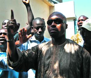 APRES LEUR MARCHE DU SAMEDI 15 NOVEMBRE:Les jeunes du 'Front Siggil Sénégal' promettent de récidiver en direction du Palais