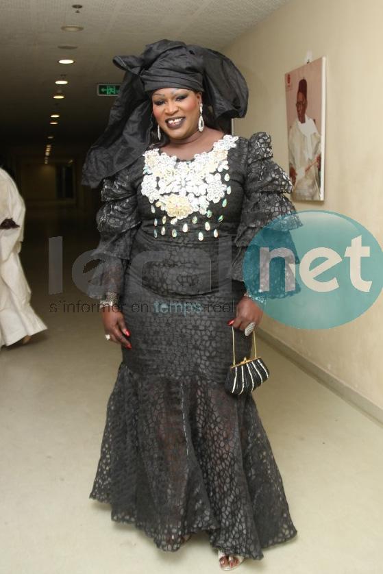 Ngoné Ndiaye Guéweul dans ses oeuvres