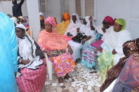 Vidéo: Affaire Bamba Fall, la séance de récital de coran suivie de point de presse à Gueule tapée rue 57x62